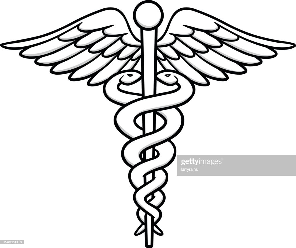 Caduceus Illustration