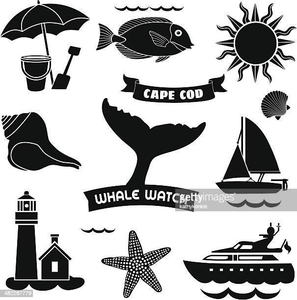 Cae Cod icons