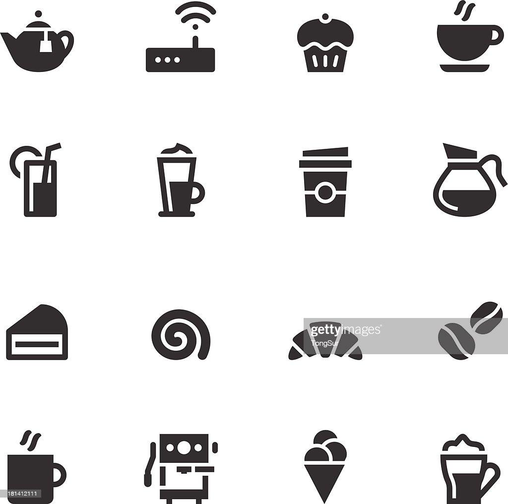 Café Icons - Black Series