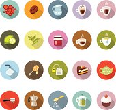 Cafe / Modico icons