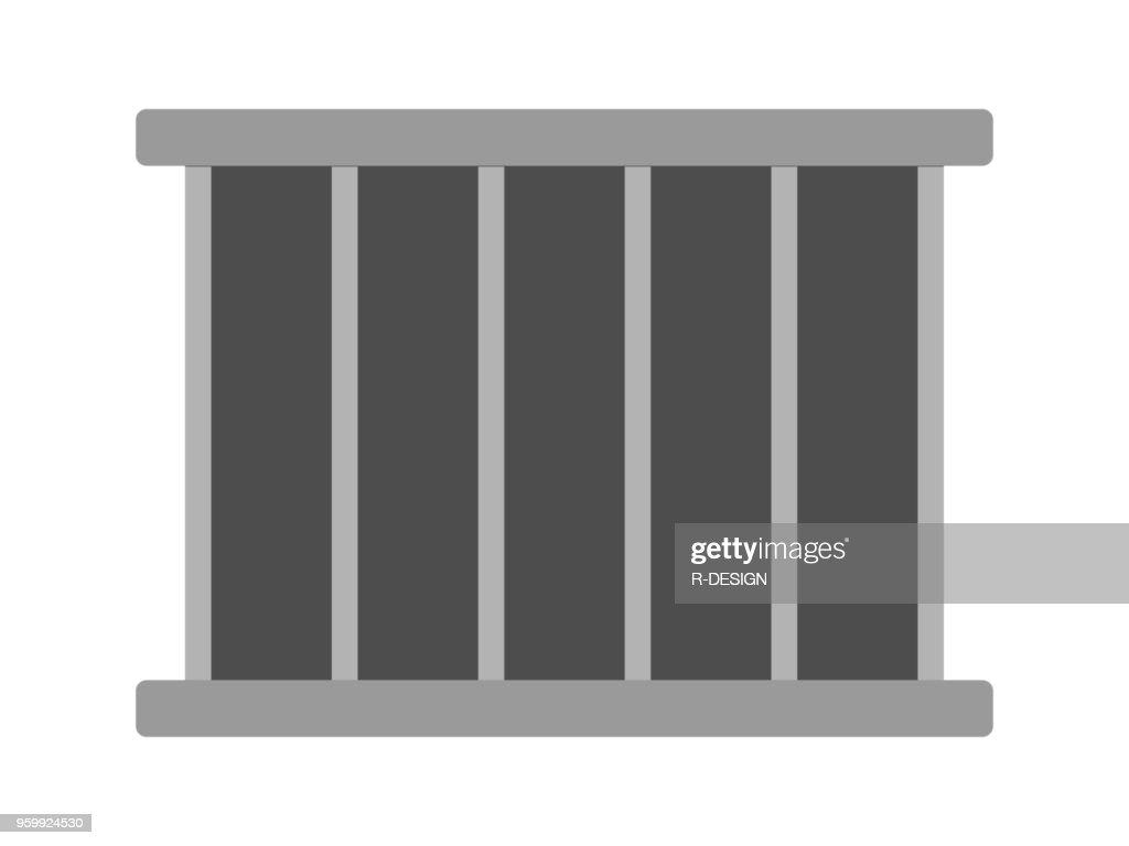 Cage illustration.