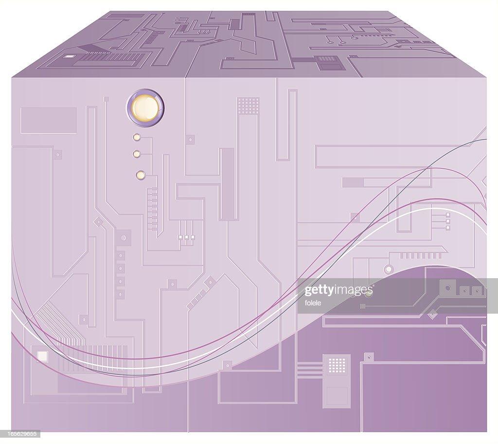 Caja de circuitos