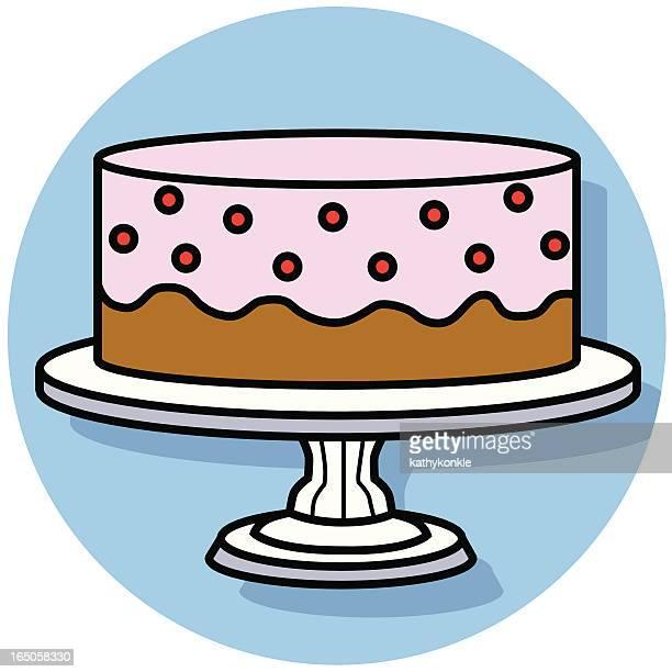 ケーキのアイコン