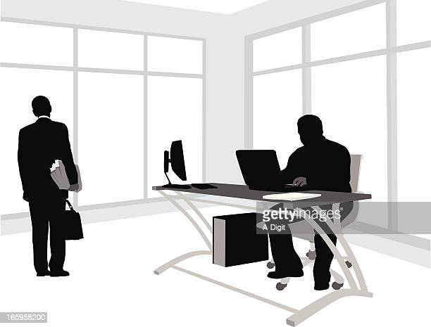 Calculations Vector Silhouette