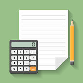 Calculator with Paper and Pencil