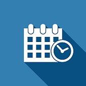 calendar & clock icon