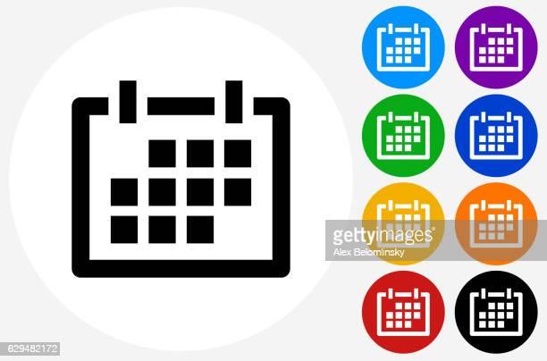 calendar iconのベクターイラストとグラフィック素材 getty images