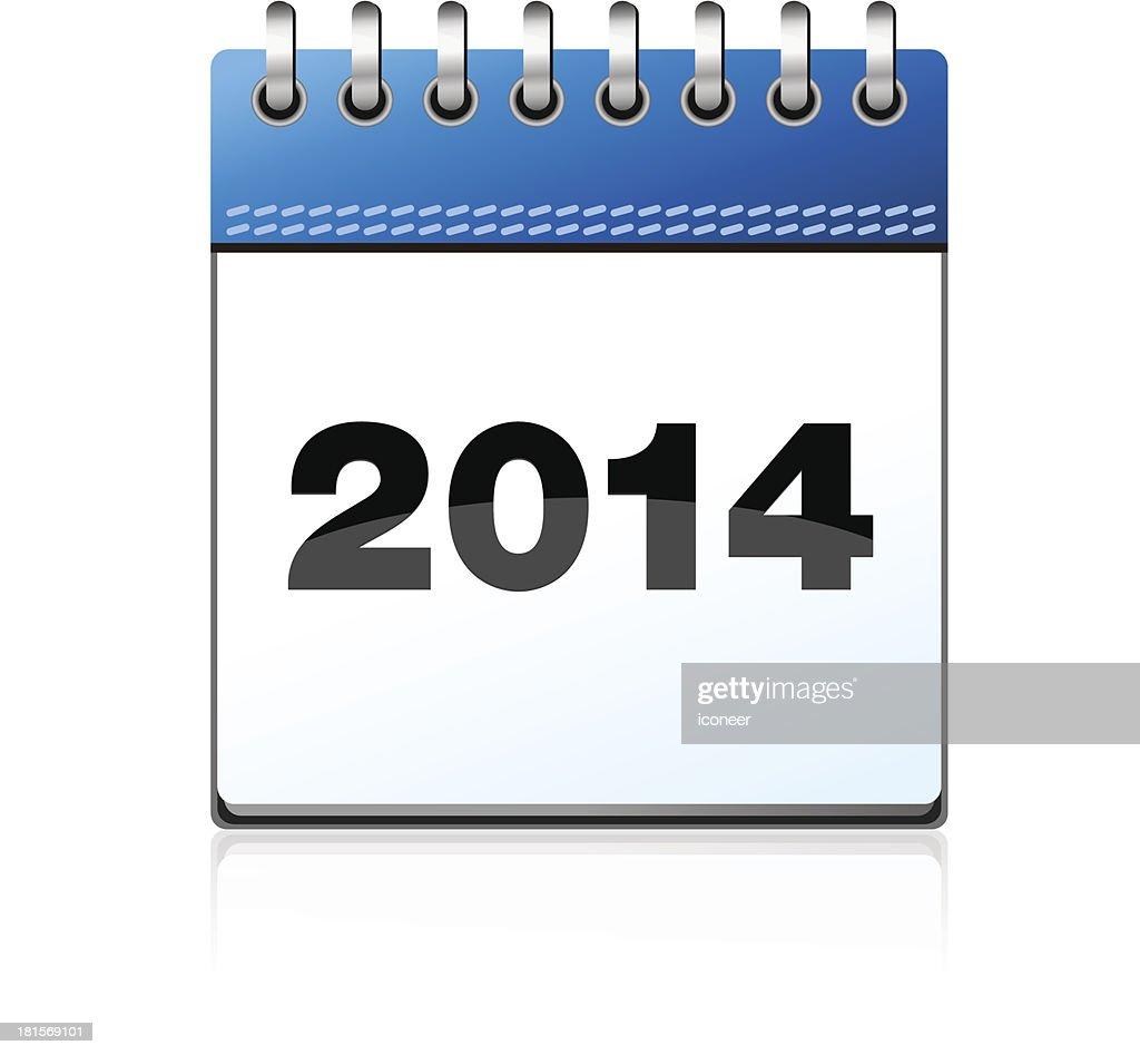 Calendar illustration 2014