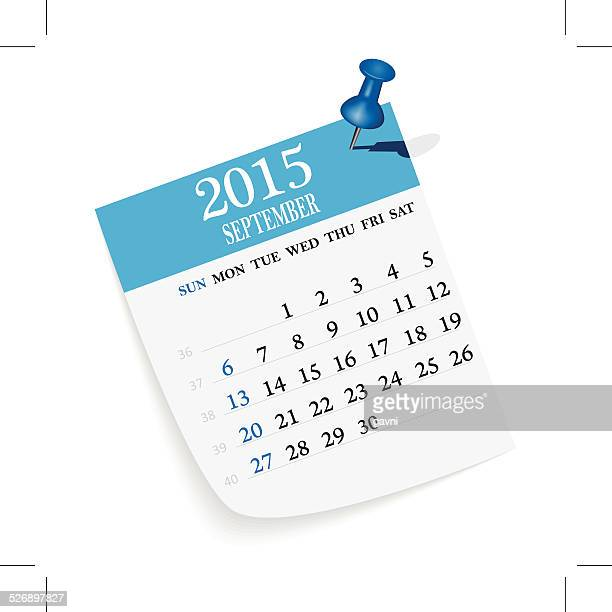 calendar - tuesday stock illustrations