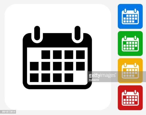 calendar. - organização stock illustrations