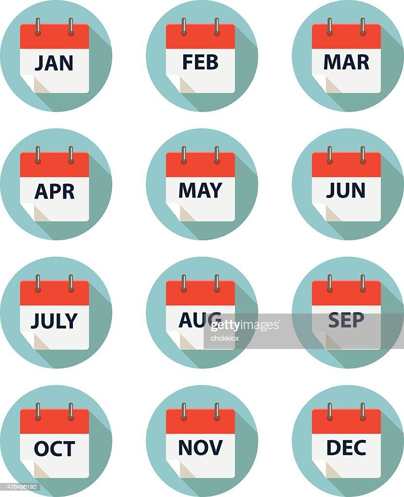 calender by month