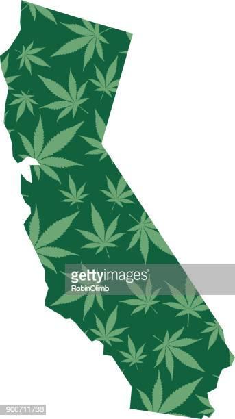 california marijuana map - hashish stock illustrations, clip art, cartoons, & icons