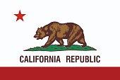 California State Flag.