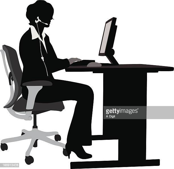 Call Support Vector Silhouette