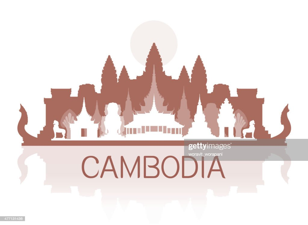 Cambodia Travel Landmarks