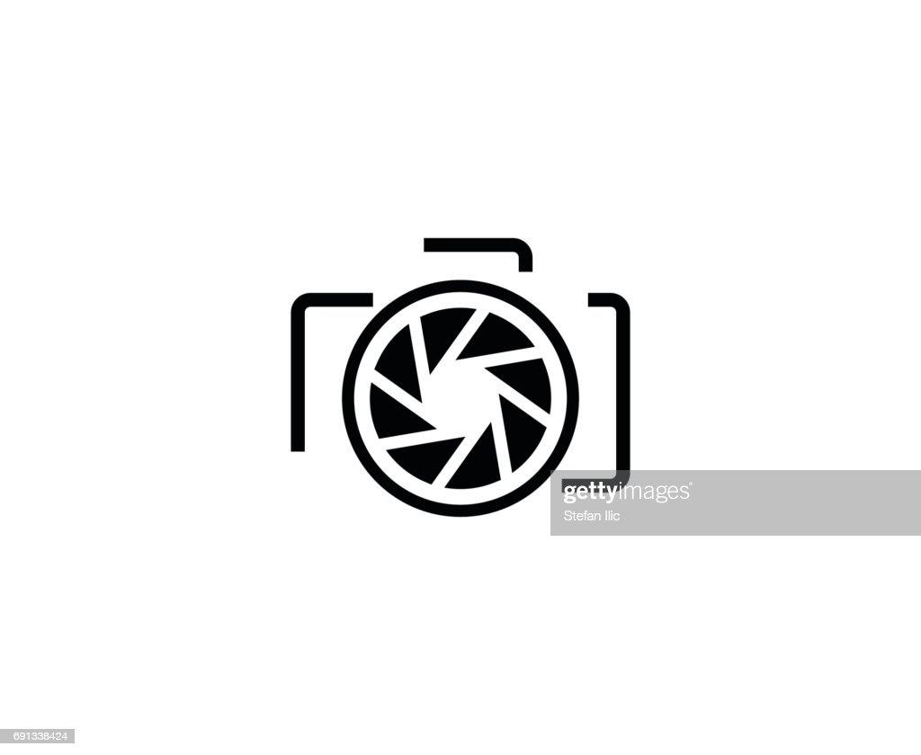 Camera emblem