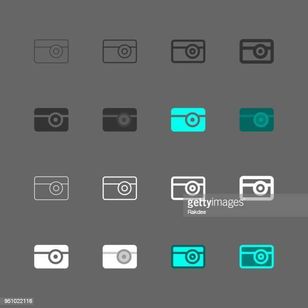 Camera Icon - Multi Series