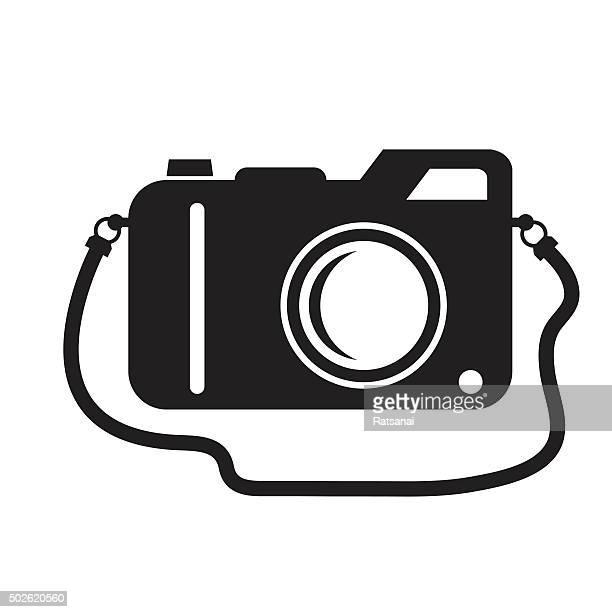 camera icon vector
