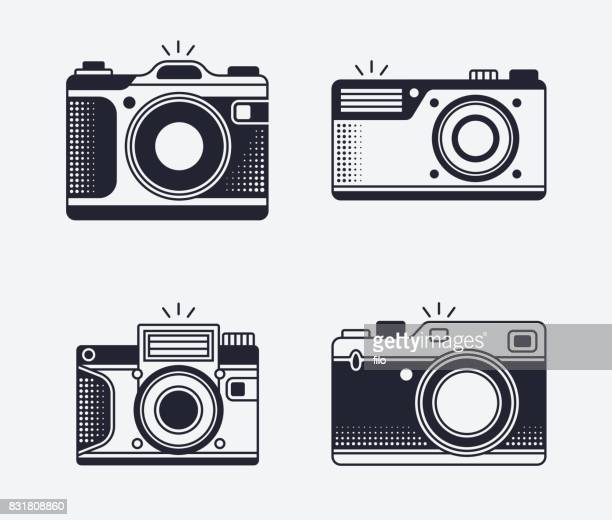 30 Meilleurs Appareil Photo Illustrations Cliparts Dessins