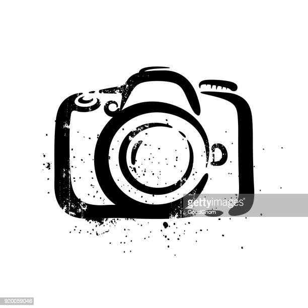 Old Camera Stock Vector Art Royalty Free Graphics Getty Images