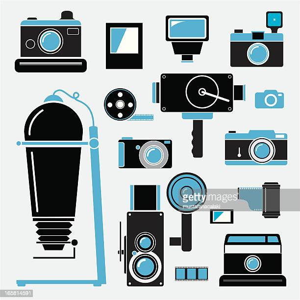 Camera pictograms