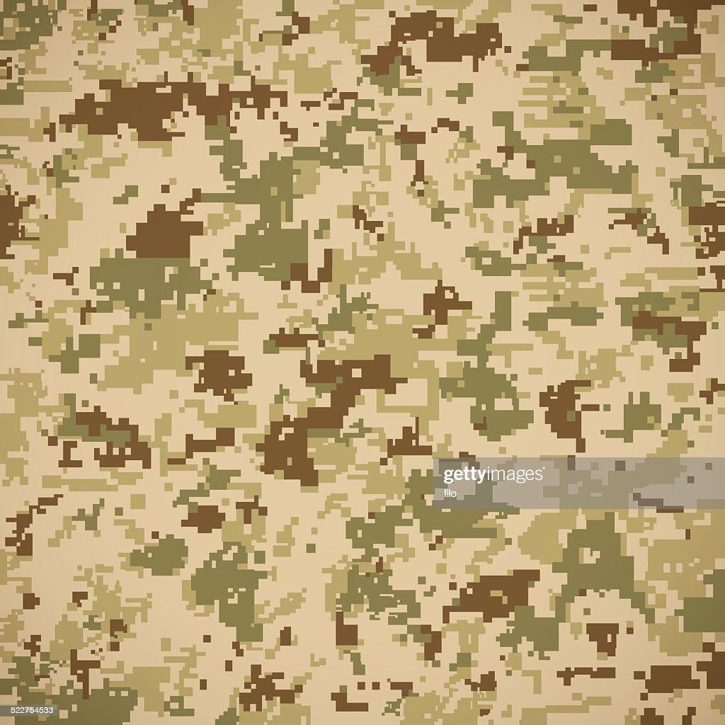 Camoflage Pattern