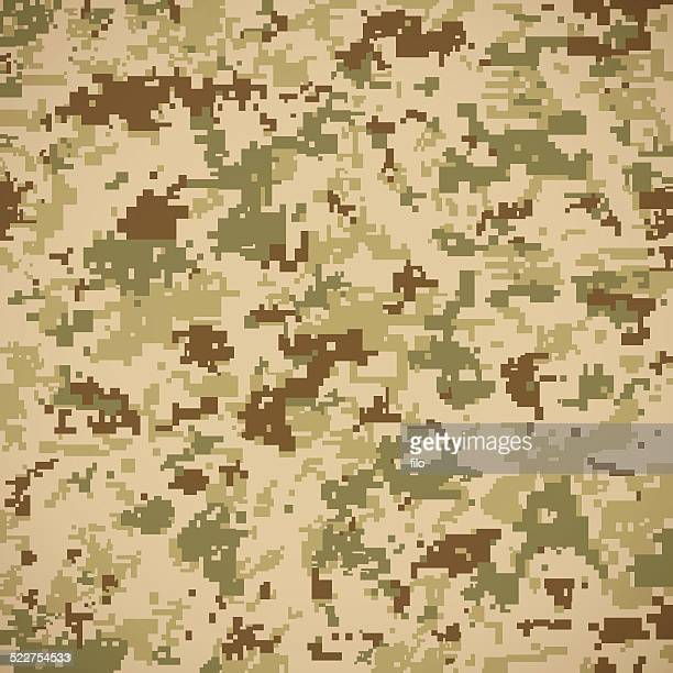 camoflage pattern - military stock illustrations, clip art, cartoons, & icons