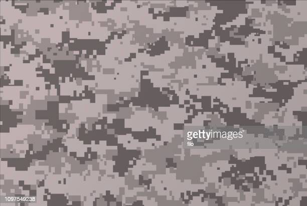 camouflage background - military stock illustrations, clip art, cartoons, & icons