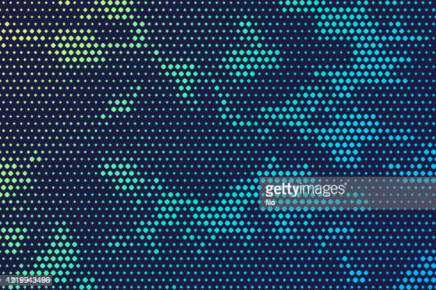 camouflage gradient abstract background - camouflage stock illustrations