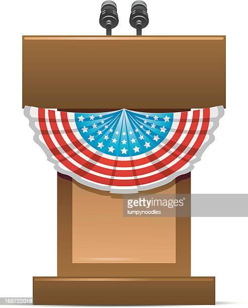 Campaign Podium