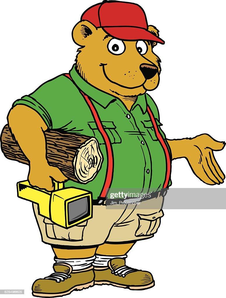 Camper Bear