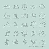 Camping,forest,nature,outdoor activities icon