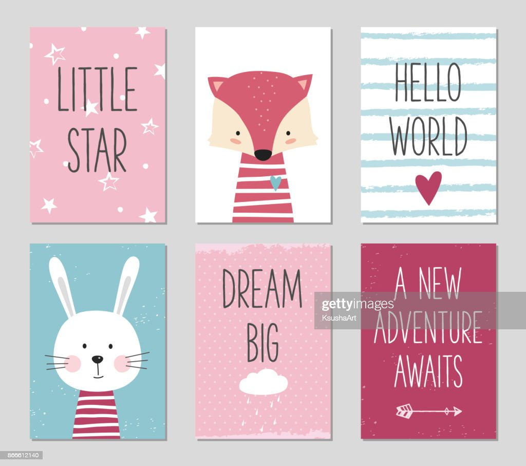 Can be used for baby shower, birthday, party invitation.
