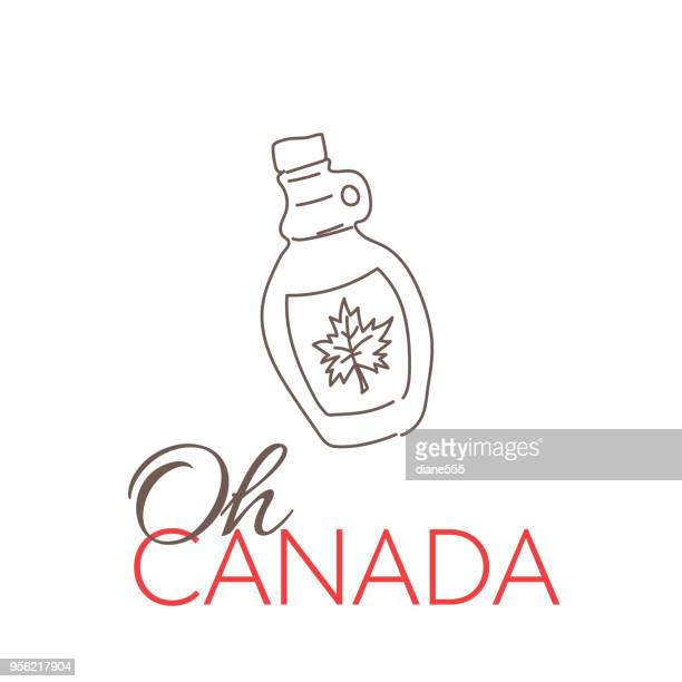 Canada Doodle Drawings