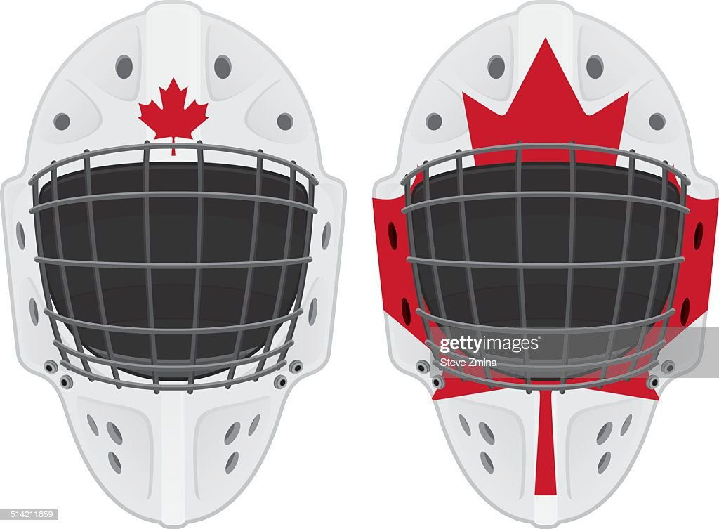 Canadian Hockey Masks