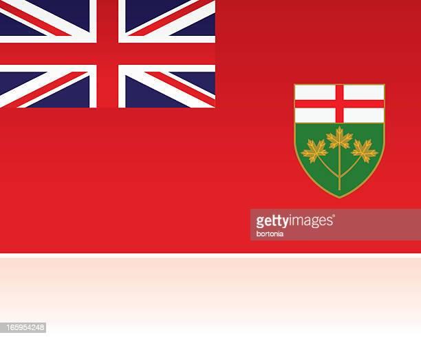 Canadian Provincial Flag: Ontario