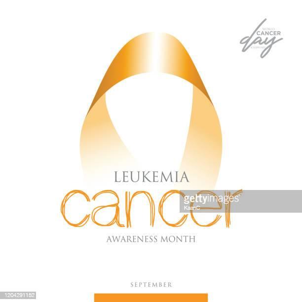cancer awareness ribbon. vector stock illustration - lymphoma stock illustrations