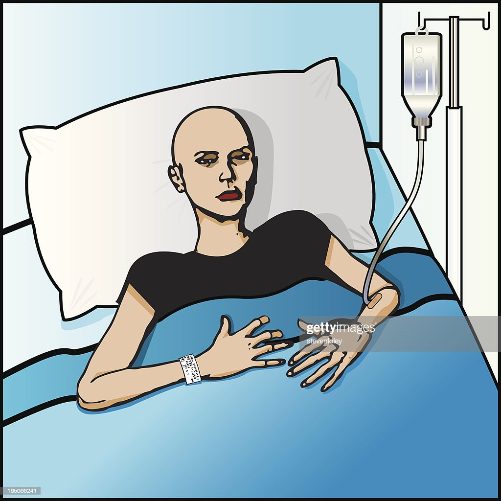 cancer patient high res vector graphic getty images 2