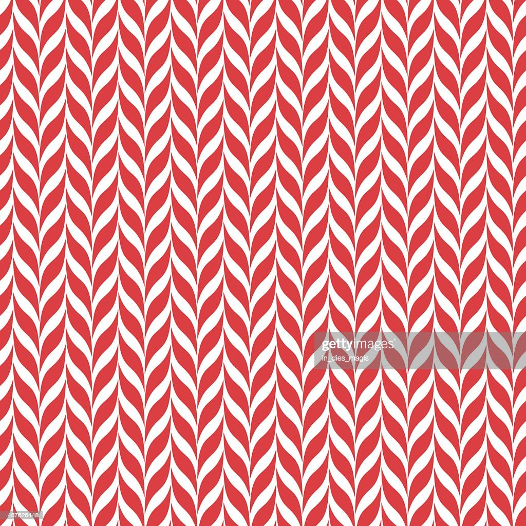 Candy canes vector background. Seamless xmas pattern