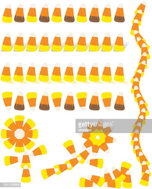 Candy Corn elements