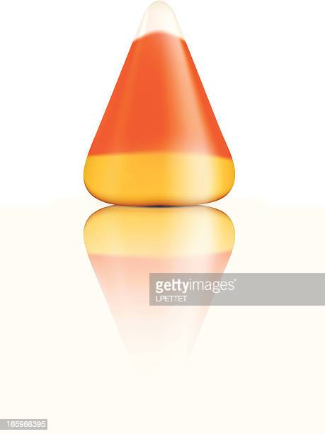 Candy Corn - Vector Illustration