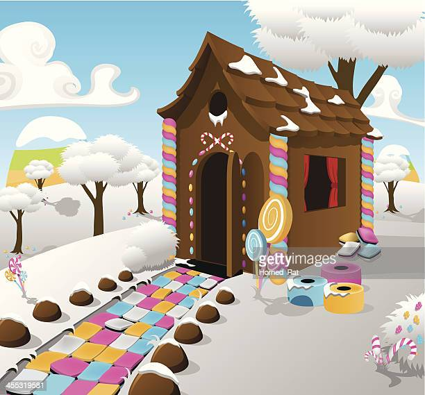 Candy cabaña de