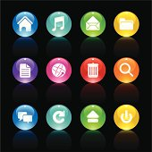 Candy Series Icon - Os & Application