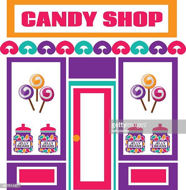 Cartoon Cake Shop