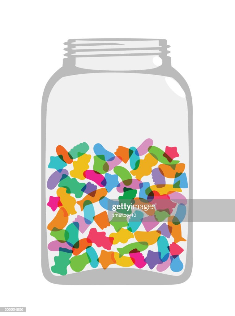 Candy Sweet Jar