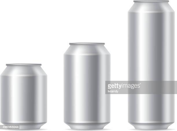 cans - can stock illustrations