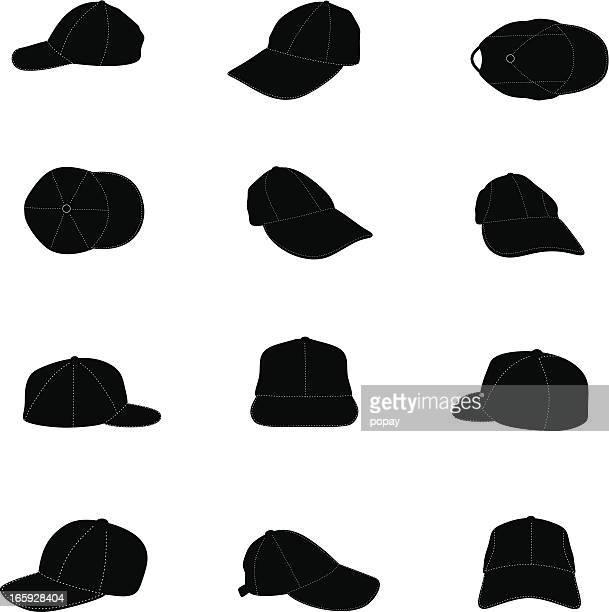 Cap silhouette