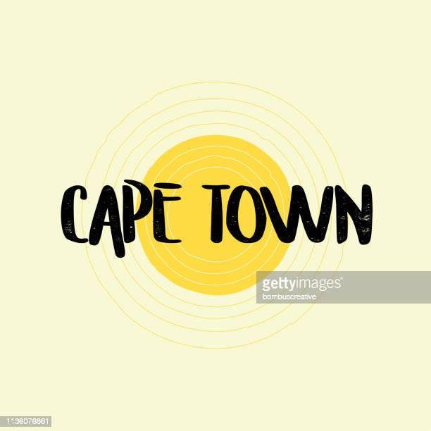 Cape Town Lettering Design