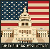 Capitol Building in Washington, DC