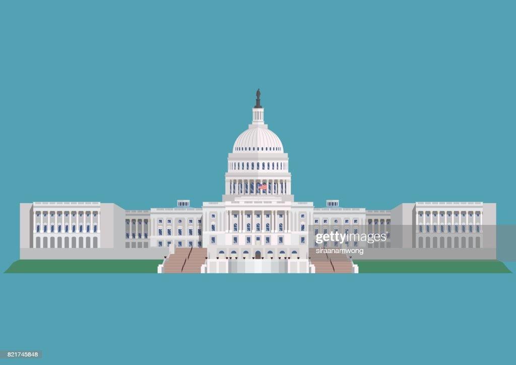 Capitol building United States of America